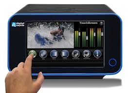 Digital Rapids Touch Stream Web HDI
