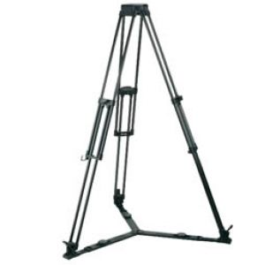3773-3 Single Stage ENG (100mm bowl) Carbon Fibre Pozi-Loc Tripod