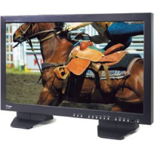 LVM-323W-3G 32-inch Multi-Format LCD Broadcast Monitor