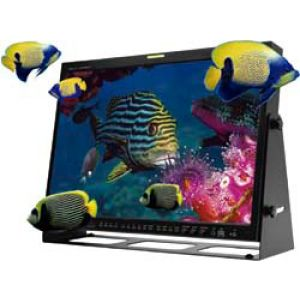 TDM-243W 24-inch 3D Stereoscopic LCD Monitor