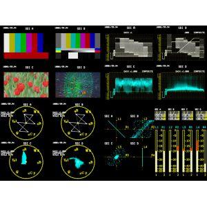 LV5381 Multi SDI Monitor