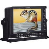 TVLogic LVM-074W High Resolution 7-inch Multi-format HD Broadcast Video Monitor